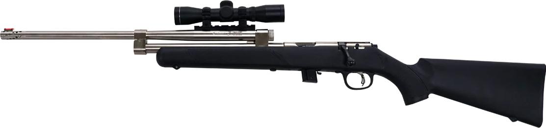 Pneu-Dart Model 196 in Black