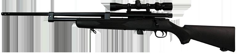 Pneu-Dart Model 389 in Black