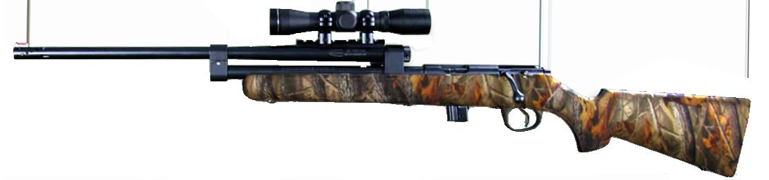 Pneu-Dart Model 196 in Camo